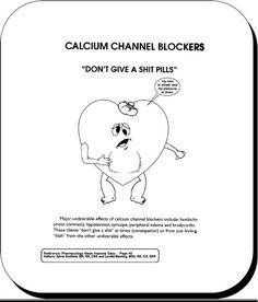 Calcium channel blocker