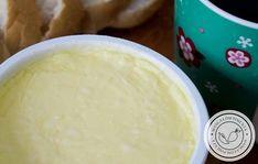 Como fazer Manteiga em casa, é Super Fácil! - Manga com Pimenta Dairy, Pudding, Cheese, Desserts, Food, Molho Alfredo, Fresca, Cupcake, Homemade Butter