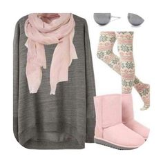 december outfit minus the uggs