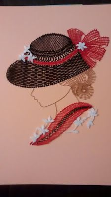 Las labores de Felisa Scrap Quilt Patterns, Bobbin Lace Patterns, Weaving Patterns, Machine Embroidery Designs, Hand Embroidery, Romanian Lace, Bobbin Lacemaking, Lace Heart, Lace Jewelry
