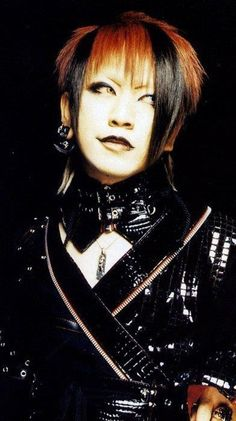Ruki. the GazettE.