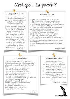 [Rentrée] C'est quoi la poésie ? | ma classe mon école - cycle 3 - CE2 CM1 CM2 - Orphys