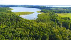 Osada Święcajty - na szlaku Wielkich Jezior Mazurskich, Mazury. Działki z własną linią brzegową rodzinneinwestycje.pl River, Outdoor, Outdoors, Rivers, The Great Outdoors