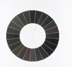 Olafur Eliasson • The double constant colour circle / The constant colour circle / The triple constant colour circle • The colour circle series - Part 1 • 2008 • Colour Gravure • Somerset White Satin 300 gr. • 170 x 175 cm • Edition of 24 • Series of 3 • OlE 08 001-003