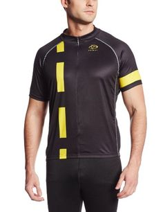 Primal Wear Mens Paved Cycling Jersey Black 3XLarge -- Continue to the  product at the cba60f93c