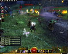 this is what WvW is about .. knee deep in red