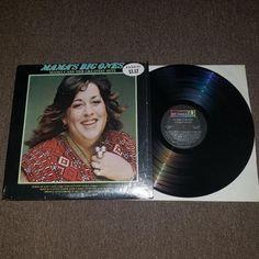 Mama Cass - Mama's Big Ones Greatest Hits album LP Record Vinyl Original Shrink