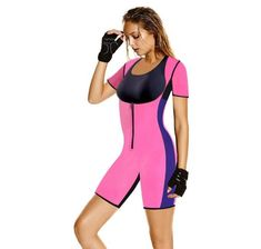 8eca5b4e6d9 Neoprene Hot Shaper Underwear Slimming Body Shaper Suit. Sport Waist  TrainerCheap Plus Size LingerieFull ...