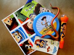 Woody Party Decorations Toy Story Birthday Party Favors
