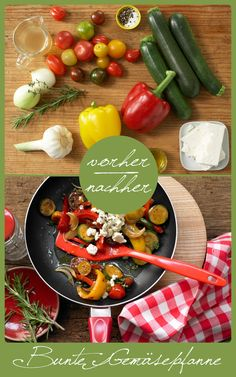 http://eatsmarter.de/rezepte/bunte-gemuesepfanne So lecker .. diese gesunde Pfanne mit jeder Menge Gemüse.