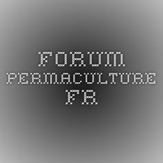 forum.permaculture.fr