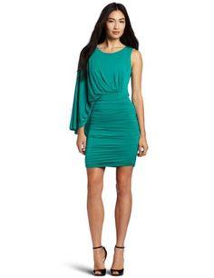 BCBGMAXAZRIA Women's Venus Knit Cocktail Dress, Teal, Small BCBGMAXAZRIA, http://www.amazon.com/dp/B008CVSTT8/ref=cm_sw_r_pi_dp_RZ3Gqb1S5TCK1