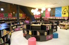 Feestelijke heropening Bibliotheek Heyhoef succes - Tilburg.com BMB BibliotheekMB