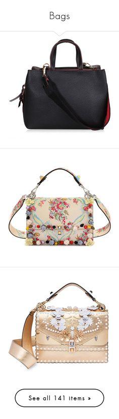 """Bags"" by madedinorog ❤ liked on Polyvore featuring bags, handbags, borse, denim daze, kirna zabete, kzloves /, mini handbags, blue purse, flap purse and top handle purse"