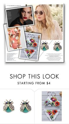 """""""Rosegal 27/ II"""" by meldin ❤ liked on Polyvore featuring Jimmy Choo and rosegal"""
