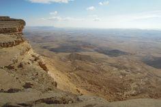 Israel's Negev Desert Photos | Driest Places & Desertification | Israel Vineyards