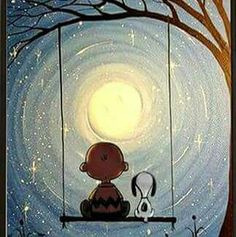 Charlie Brown, Snoopy, and the moon Gifs Snoopy, Snoopy Quotes, Snoopy Love, Snoopy And Woodstock, Peanuts Cartoon, Peanuts Snoopy, Peanuts Characters, Cartoon Characters, Funny Animal Pictures