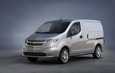 The 2016 Chevrolet City Express matches maneuverability and cargo-hauling…