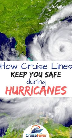 How do cruise lines keep you safe during a hurricane or storm?  Cruise lines do everything in their power to keep you safe while still trying to preserve your cruise experience.  Here is how they keep you safe... #cruisesafety #cruise #cruisefever #hurricane #cruisehurricane #hurricanecruise