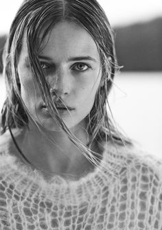 SSAW Scandinavia Magazine S/S 2015 | Edita Vilkeviciute by Hasse Nielsen  [Editorial]