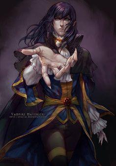 XXXIII | Vampire Maverick by Virus-AC.deviantart.com on @deviantART