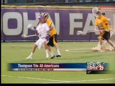 UAlbany's Thompson Trio Named All-Americans
