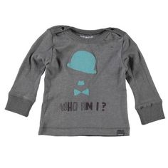 New in : imps & elfs who am i t-shirt - grey