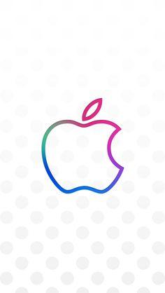 Apple Lock screen logo iPhone5 Wallpaper (640x1136)