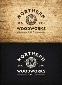 Logo for Northern Woodworks Inc. | 99designs