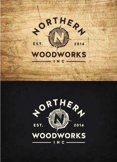 Logo for Northern Woodworks Inc. | 99designs