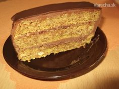 Výborná orechová torta