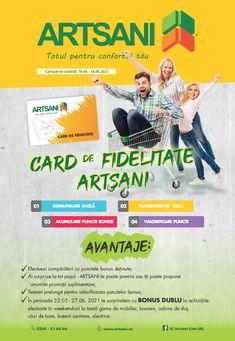 Catalog Artsani Avantaje cu Cardul de Fidelitate Vara 2021 - Catalog AZ Zumba, Catalog, Brochures