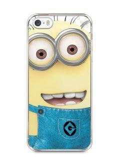 Capa Iphone 5/S Minions #7 - SmartCases - Acessórios para celulares e tablets :)