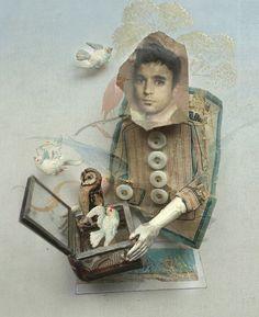 Assemblage Polly Becker : sufjan stevens | Fable Project ...