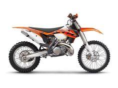2014 KTM 250 XC
