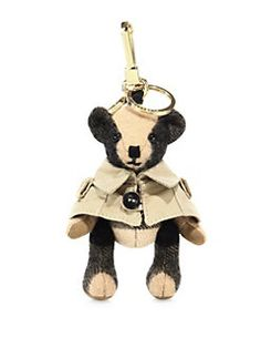 Burberry - Thomas Bear Cashmere Bear Keychain