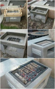 Learn How To Turn Your Old Car Rims Into A Barbeque Grill diy grill reuse diy ideas easy diy how to home crafts interesting recycle tutorials life hacks life hack easy hacks cleaning hacks home hacks good to know viral Backyard Projects, Outdoor Projects, Backyard Patio, Backyard Landscaping, Diy Patio, Outdoor Decor, Backyard Kitchen, Outdoor Ideas, Landscaping Ideas