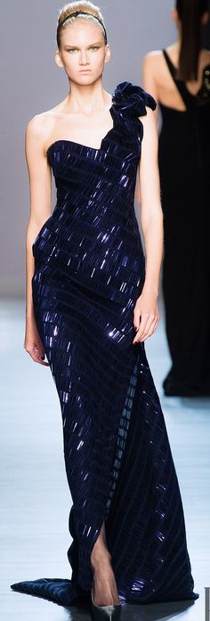 Georges Chakra Couture FE 2014 - 2015. V