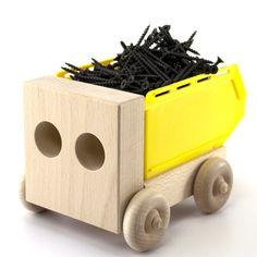 Wood Toy Dump Truck Dumper | Flickr - Photo Sharing!