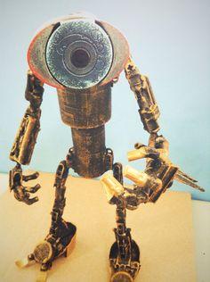 Assemblage robot