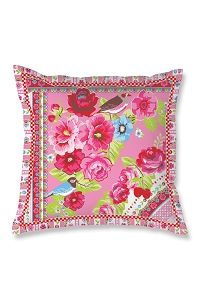 PiP Fruity Flowers cushion pink