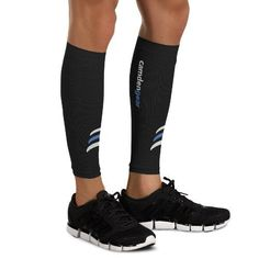 Calf Compression Sleeve by Camden Gear - Helps Shin - http://freebiefresh.com/calf-compression-sleeve-by-camden-gear-review-2/