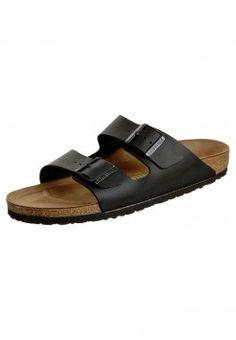 0c74a565029a Birkenstock - Klapki - black Birkenstock Sandals Black