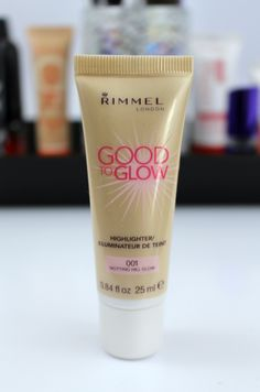 Rimmel Good to Glow Highlighter in Notting Hill || Southeast by Midwest #beauty #bbloggers #rimmel