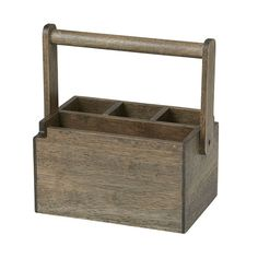 Crate Strand Post Office Sorting Box Trug Vintage Antiqued Wooden Box