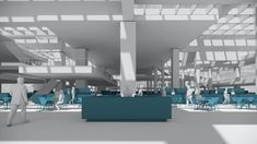 Hollywood Marketplace | Teodora Velkova | Archinect