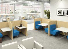 AGATI Furniture - Workstation - NOOK