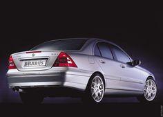 2004 Brabus Mercedes Benz C Class