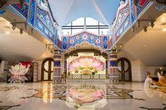 Beautiful new Iskcon temple near Krasnodar (a city and the administrative center of Krasnodar Krai, Russia) New Ekachakra Dham …