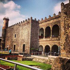 Palacio de Cortés in Cuernavaca, Morelos